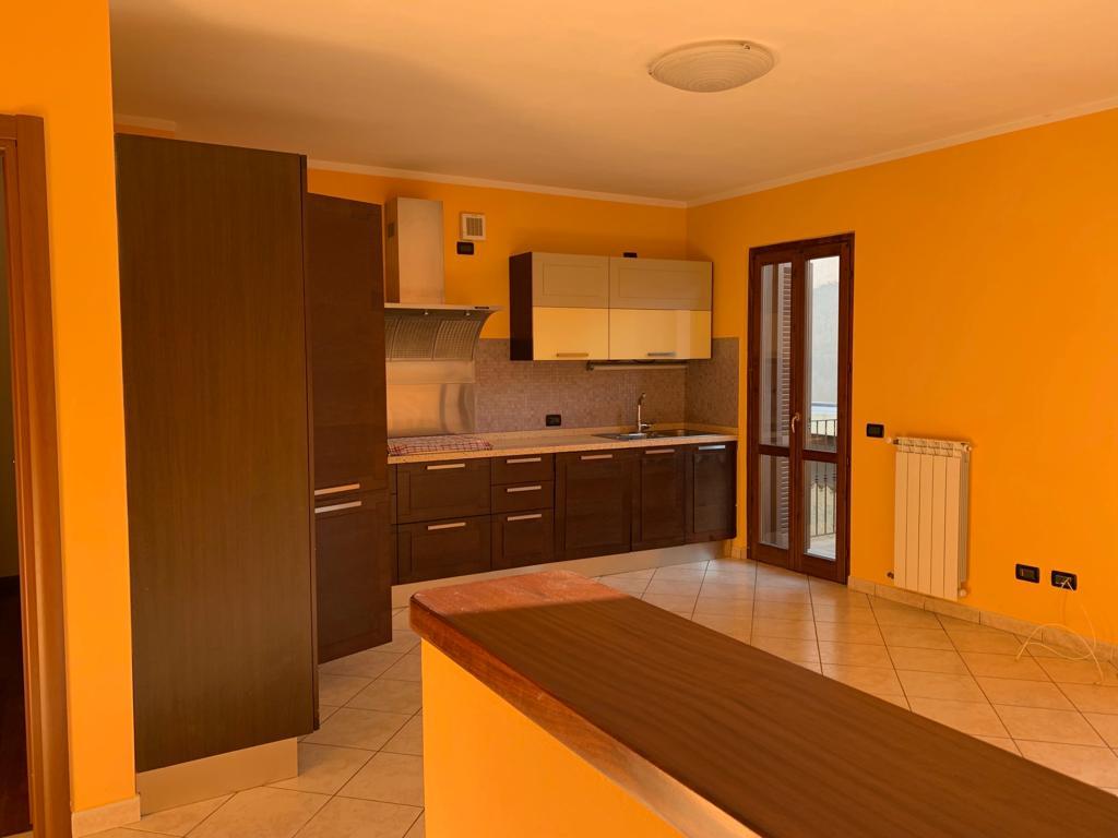 Appartamento ristrutturato in centro paese