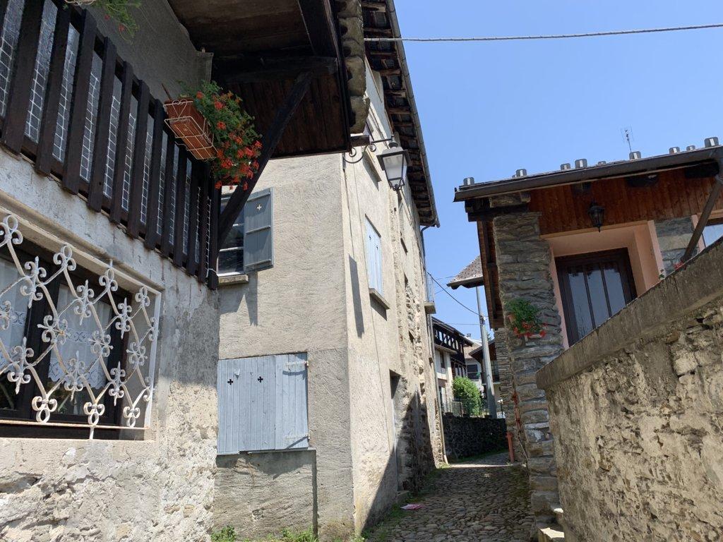 Casetta in Valsesia