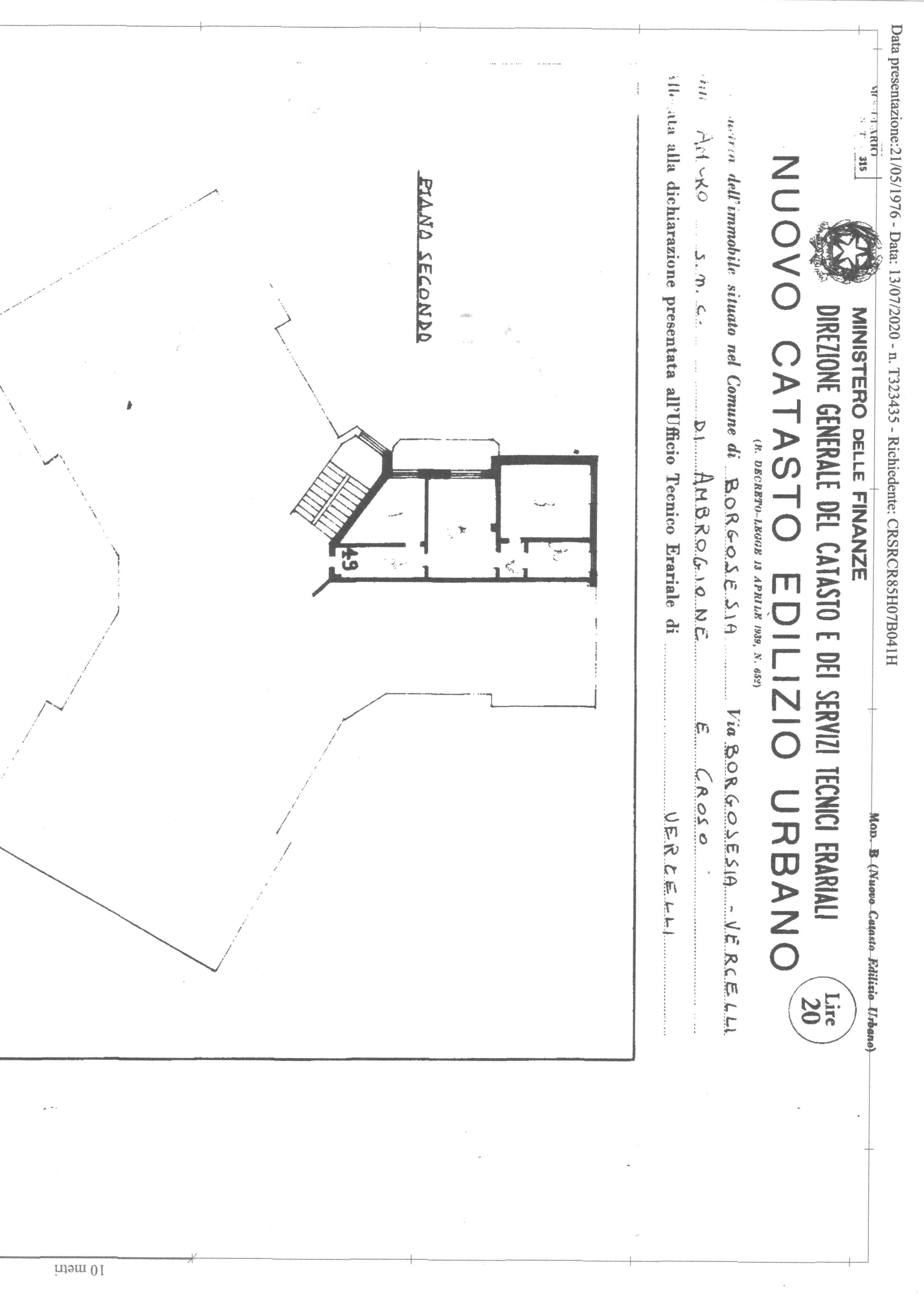 Appartamento Al Secondo Piano Immobiliare Perozzo